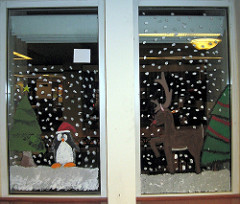Holiday Window Treatment Designs